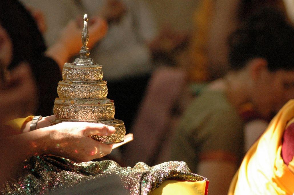 "27.01. Vertiefender Retreattag ""Guru Yoga und Mandala Darbringung"""