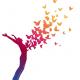 Schmetterlinge - sich befreien