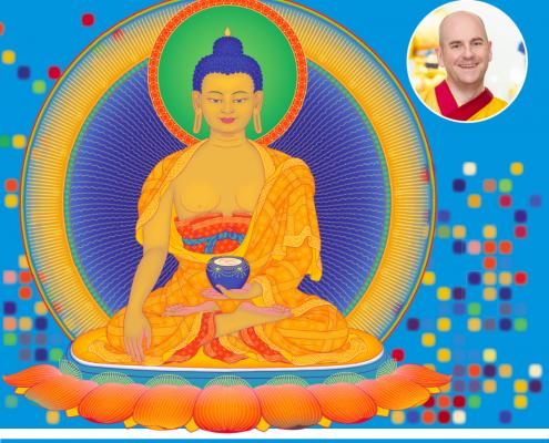 Buddha Shakyamuni, Gen Ananda