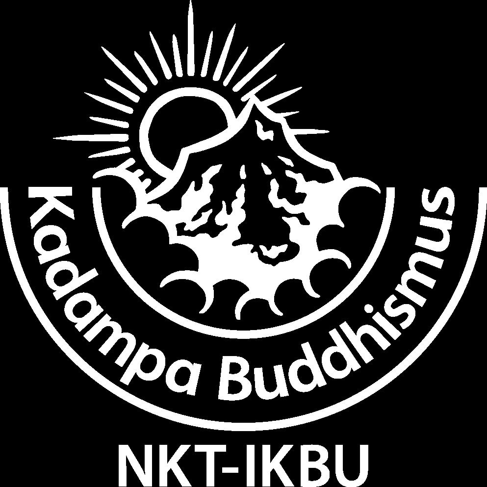 Kadampa Buddhismus Logo