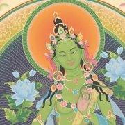 Abbildung von Arya Tara