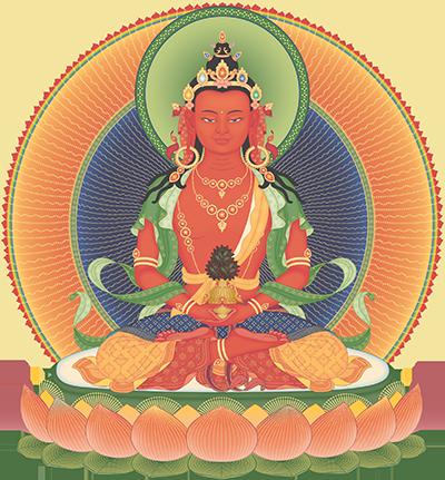 Buddha Amitayus