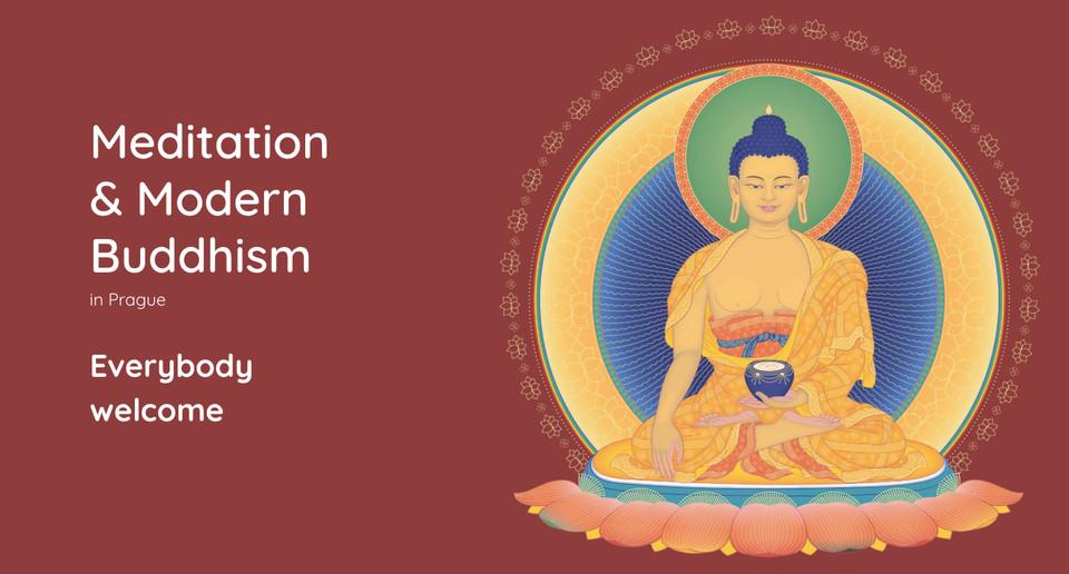 english meditation class