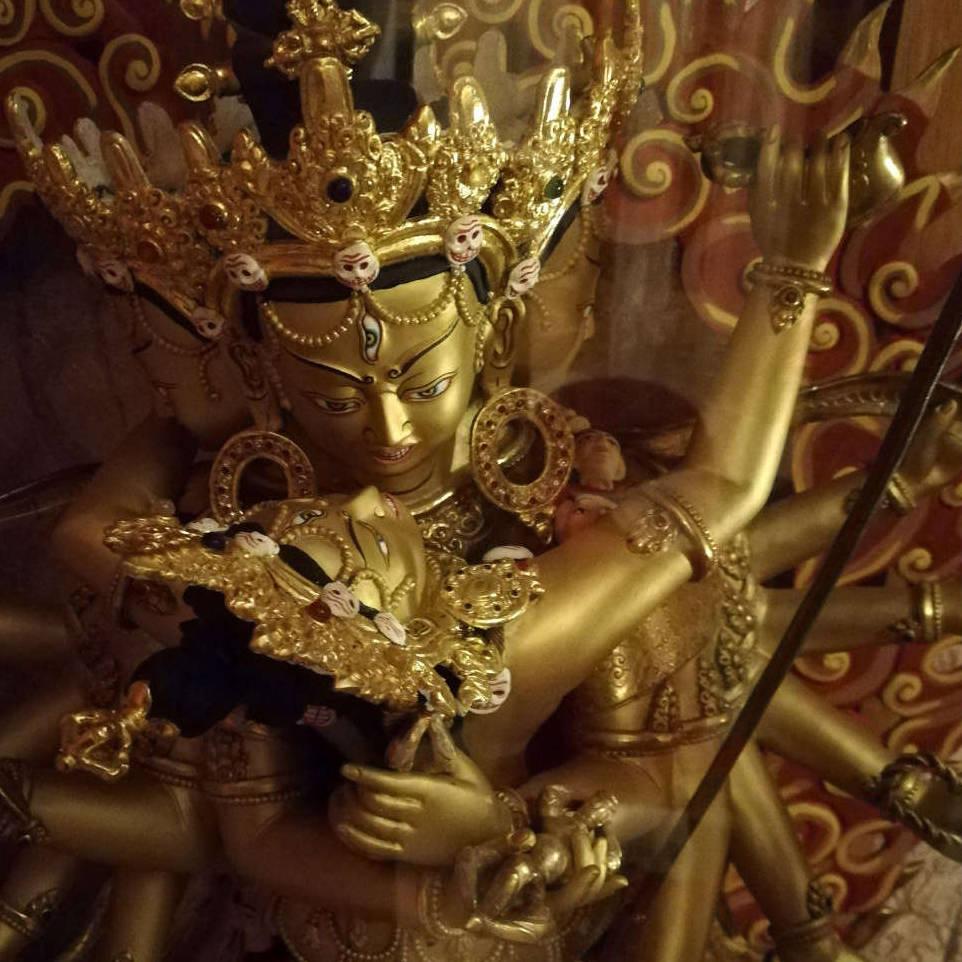 Yoga von Buddha Heruka