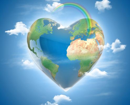 Weltfrieden - Innerer Frieden in schwierigen Zeiten