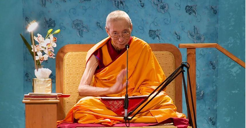 Unser Vertrauen darbringen - Geshe Kelsang Gyatso